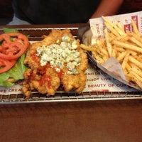 Photo taken at Smashburger by Steve on 9/14/2012