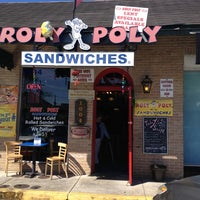 Photo taken at Roly Poly by Michael L. on 2/27/2013