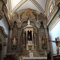 Photo taken at Santuario de Nuestra Señora de la Soledad by Paulina C. on 7/26/2013