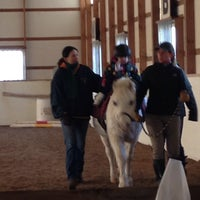 Photo taken at Equicenter by Mandy K. on 2/4/2014