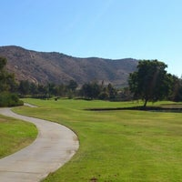 Photo taken at Eagle Crest Golf Course by Hiroki T. on 11/3/2012