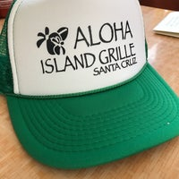 Photo taken at Aloha Island Grille by Mike M. on 1/2/2017