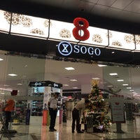 Photo taken at SOGO by Anna S. on 12/4/2016