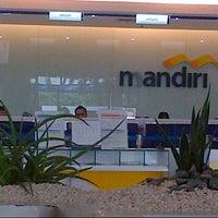 Photo taken at Mandiri by Anna S. on 1/7/2013