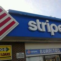 Photo taken at Stripes Store #9640 by José on 3/13/2013
