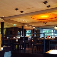 Photo taken at Mövenpick Restaurant by just m. on 6/9/2014