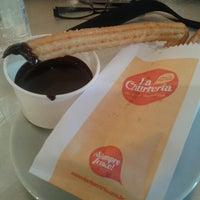 Photo taken at La Churreria by Bruna R. on 9/24/2013