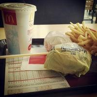 Photo taken at McDonald's & McCafé by Yayaa M. on 6/6/2013