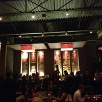 Photo taken at Spice Route Asian Bistro + Bar by Anderson S. on 3/29/2013