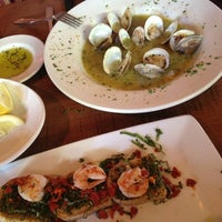 Photo taken at RigaTony's Authentic Italian by Cindy H. on 4/2/2013