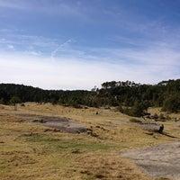 Photo taken at Valle de Piedras Encimadas by Sergio on 1/20/2013