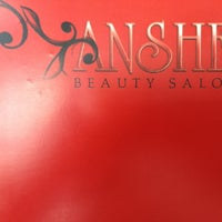 Photo taken at Anshel ·Beauty Saloon by Sergio on 3/13/2013