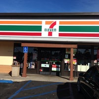 Photo taken at 7-Eleven by Michael C. on 1/29/2014