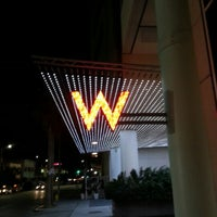 Photo taken at W Hollywood by Dwight E. on 12/19/2012