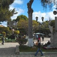 Foto tomada en Parque Central por Vicente V. el 1/7/2013