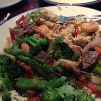 Photo taken at Winston's Grille by Twanda on 10/11/2012