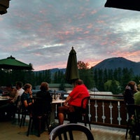 Photo taken at Belton Chalet by Jake on 7/24/2015