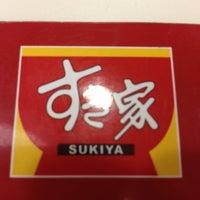 Photo taken at Sukiya | すき家 by Roberto S. on 1/2/2013