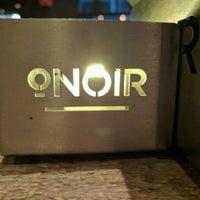 Photo taken at O.Noir by regg .. on 4/23/2017