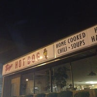 Photo taken at Rudy's Hot Dogs by Larry on 10/21/2012