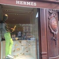 Photo taken at Hermès by toey on 5/31/2013