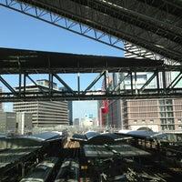 Photo taken at Osaka Station by しげる on 8/19/2013