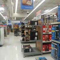 Photo taken at Walmart Supercenter by DamicaandSam S. on 3/24/2013
