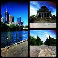 Photo taken at Melbourne by Pamela K. on 1/2/2013