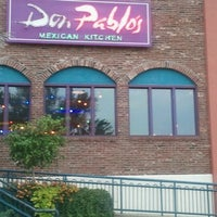 Photo taken at Don Pablo's Mexican Kitchen by Michelle A. on 9/25/2012