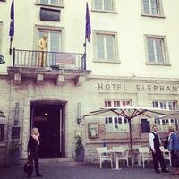 Das Foto wurde bei Hotel Elephant von Kavalee L. am 9/24/2012 aufgenommen