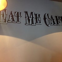 Photo taken at Eat Me Cafe by Kavalee L. on 9/6/2014