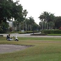 Photo taken at Bonaventure Country Club by Juan Luis B. on 12/29/2012