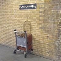 Photo taken at Platform 9¾ by Jan H. on 9/5/2013