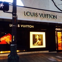 Photo taken at Louis Vuitton Seattle by Chefmax on 1/21/2014