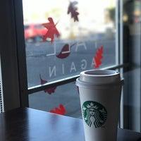 Photo taken at Starbucks by Chefmax on 9/4/2017