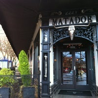 Photo taken at The Matador by Chefmax on 12/28/2012