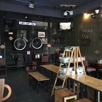 Photo taken at Loft Lek Lek Coffee by Annie A. on 8/1/2016