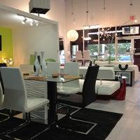... Photo Taken At Modo Furniture By LIZETTE J. On 4/10/2013