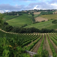Photo taken at Agriturismo Fiorano by Michal H. on 7/15/2014