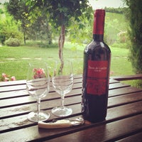Photo taken at Agriturismo Fiorano by Michal H. on 7/13/2014