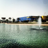 Photo taken at Mall of Dhahran by Firas on 3/1/2013