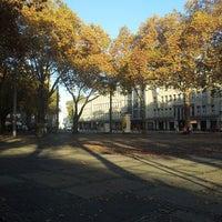 Photo taken at Neumarkt by Alina A. on 10/24/2013