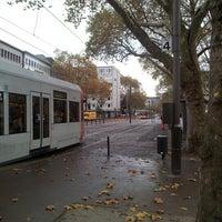 Photo taken at Neumarkt by Alina A. on 10/28/2013