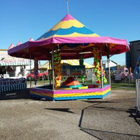 Photo taken at Burford Fair by Dianne W. on 10/15/2013