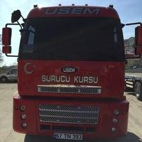 Photo taken at Üsem Sürücü Kursu by Maksut K. on 3/12/2016