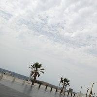 Photo taken at Al Corniche Walk by Deema on 4/20/2013
