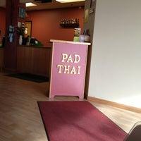 Photo taken at Pad Thai by Suli C. on 1/10/2013