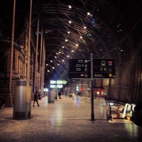 Photo taken at Strasbourg Railway Station by Christophe on 9/17/2012