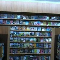 Photo taken at Gramedia by Asri Y. on 10/3/2012