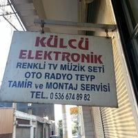 Photo taken at Külcü EIektonik_Hamit Külcü by Umit U. on 6/10/2013